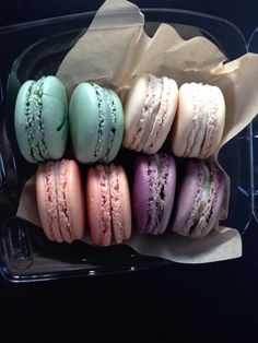 Whole Foods Macarons
