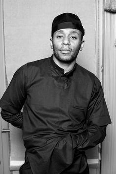 Mos Def aka Yasiin Bey wearing Bismillah Shirt #ACF (Art Comes First)