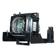 """Replaces POA-LMP141 610-349-0847 - Lutema Economy replacement lamps provide an economical solution for your DLP / LCD Cinema Projector. * Compatible with these Projector Model Numbers: LC860, LC861, LC970 * Product has been certified by MI Technologies, Inc. in North America to meet the highest quality standards in the industry. * This item is a Economic solution only; We recommend selecting the """"Ushio Inside"""" Replacement Lamp which will restore 100% Brightness and Lasts Longer! * (Placed wi"""