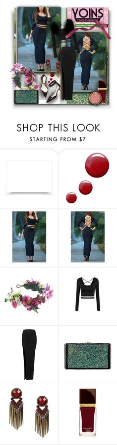 """#yoins"" by axenta ❤ liked on Polyvore featuring Topshop, 3.1 Phillip Lim, Tom Ford, Milani, yoins and axenta"