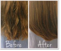 brazilian blowout how to get rid of it