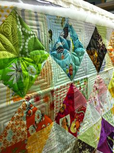 Krista Withers Quilting: The Miracle is this:
