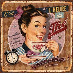 Láminas Decoupage by Bruno Pozzo Decoupage Vintage, Vintage Abbildungen, Images Vintage, Photo Vintage, Decoupage Paper, Vintage Labels, Vintage Pictures, Vintage Cards, Vintage Paper
