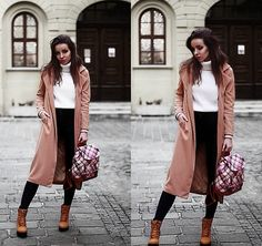 Laurinstyle -  - CAMEL COAT
