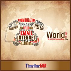 The purpose of World Telecom Day is to help raise awareness of the possibilities that the use of Internet and other information and communication technologies (ICT) can bring to societies and economies. World Telecom Day Information And Communications Technology, Phone Messages, Special Day, Purpose, Internet, World, Text Posts, The World