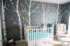Decorazioni per camerette di neonati 27