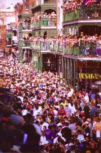 "New Orleans Mardi Gras, this is at the TOP of my ""to go"" list.  Hopefully we make it this coming year!"