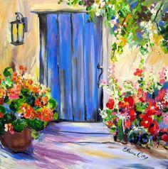 pinturas Elaine Corey