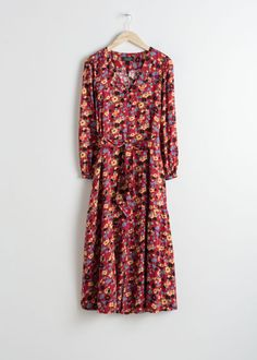 Womens Jo Hope Botanical Frill Robe Simply Be