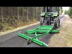 37-V200 Veislådd med to skjær 2 m - YouTube
