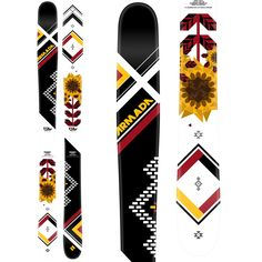 Armada TSTw Skis - Women's 2015