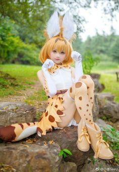 Cute #cosplay girl #animegirl