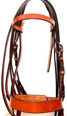 Danzig Bros Polo Bridles with Full Reins - Danzig Brothers Custom ...