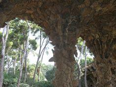 Obras de Antoni Gaudi Barcelona Parck Güell