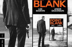Criterion Cover for John Boorman's Point Blank by midnight marauder