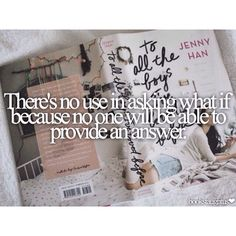 To All the Boys I've Loved Before by Jenny Han!