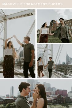 63 New Ideas For Wedding Day Poses Couple Engagement Photos Image Photography, Couple Photography, Engagement Photography, Drone Photography, Engagement Couple, Engagement Photos, Nashville, People Getting Married, Princess Wedding Dresses