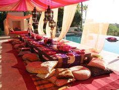 Bodas temáticas: Fotos de algunas celebraciones - Bodas temáticas: Boda árabe