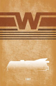 Movie Car Racing Posters - Spaceballs Winnebago by Boomerjinks.deviantart.com on @deviantART