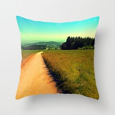 Hiking on a hot afternoon Throw Pillow by patrickjobst Hiking, Throw Pillows, Art Prints, Hot, Home Decor, Walks, Art Impressions, Toss Pillows, Decoration Home