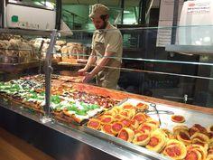 Antico Forno Roscioli #receitaitaliana #receita #receitas #receitasitalianas #AnticoFornoRoscioli #Roscioli #gastronomia #roma #canaldeculinariaitaliana