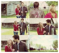 Ty: You know, when I was a kid, I wished to have a place just like this. Amy: You think a kid would love this place? Amy: Do you want kids…? Ty: (nods) Do. Heartland Season 7, Watch Heartland, Amy And Ty Heartland, Heartland Quotes, Heartland Ranch, Heartland Tv Show, Best Tv Shows, Best Shows Ever, Movies And Tv Shows