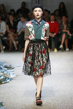 Antonio Marras Spring Summer 2016 Menswear Collection