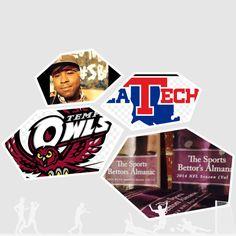 "3/25/15 NCAAB #MarchMadness : #LouisianaTech #Bulldogs vs #Temple #Owls (Take: Temple -3.5,Under 149) (THIS IS NOT A SPECIAL PICK ) ""The Sports Bettors Almanac"" SPORTS BETTING ADVICE  On  95% of regular season games ATS including Over/Under   1.) ""The Sports Bettors Almanac"" available at www.Amazon.com  2.) Check for updates   My Sports Betting System Is an Analytical Based Formula   ""The Ratio of Luck""  R-P+H ±Y(2)÷PF(1.618)×U(3.14) = Ratio Of Luck  Marlawn Heavenly VII (…"