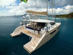 Special Deals on Keels - Xenia 50 has lowered her rates to $20,000  1-6 guests 7-night minimum. #BoatsAtSea #BoatsAtSeaCom #catamaran #caribbean