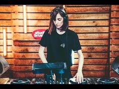 (11) Amelie Lens - live bij Studio Brussel Maart 018
