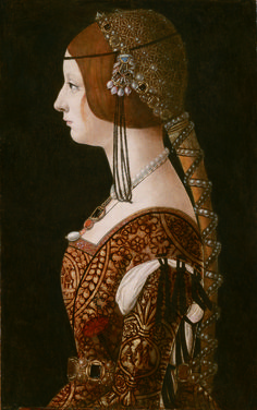 Bianca Maria Sforza, probably 1493