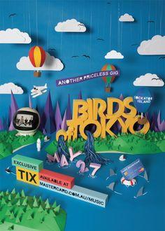 Priceless campaign done in Australia - Birds of Tokyo https://vimeo.com/22420625