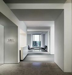Elegant and clean, the IMG World Headquarters, NYC by Richard Meier & Partners Architects _