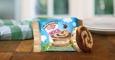 Cookie Dough'Wich : les sandwichs glacés Ben