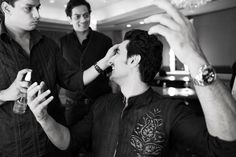 There are moments which even paparazzi misses. Like this one! Kunal Kapoor & Raghavendra Rathore Kunal Kapoor, Bro, My Wardrobe, In This Moment, Bridge