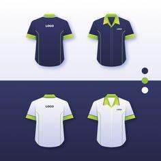 Corporate Shirts, Corporate Uniforms, Work Uniforms, Uniform Shirts, Polo Shirt Design, Tee Design, T Shirt Company, Uniform Design, Camisa Polo