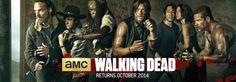 #TheWalkingDead Season 5 Returns October 2014 #TWD