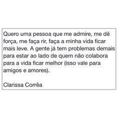Clarissa Corrêa @clariscorrea Instagram photos | Websta
