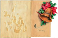 Holiday Card - Christmas Greetings HM0049 by Eudaemonius, via Flickr