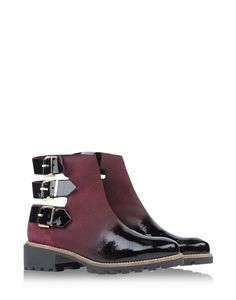 Would like to try this treatment myself. Ankle boots - MIISTA