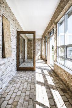 Presenta una increíble casa hecha totalmente con materiales reciclados - Noticias de Arquitectura - Buscador de Arquitectura