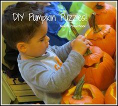 Pumpkin Puzzles!
