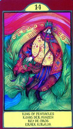 The Gypsy Palace Tarot - Google Search
