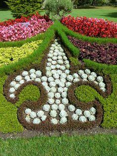 Kings garden at Versailles  | In the King's Garden, Versailles, France | Fleur Di Lis