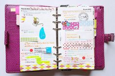 1. weekshow of March: filofax personal WO2P | Flickr - Photo Sharing!