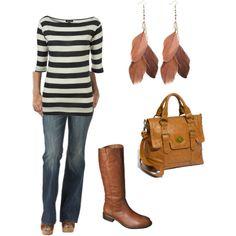 Striped shirt 1