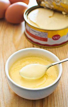 Molho Holandes Cómo hacer salsa holandesa con Thermomix « Trucos de cocina Thermomix