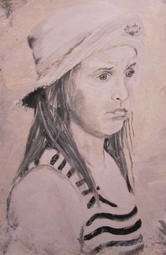 Sad girl eija@sisustuspaja.com