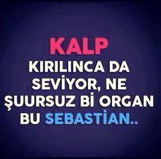 ✿ ❤ Söyle Sebastian! :))