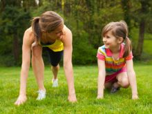Family Fitness Makeover: 4 Ways To Get Healthy Together | Parents | Scholastic.com